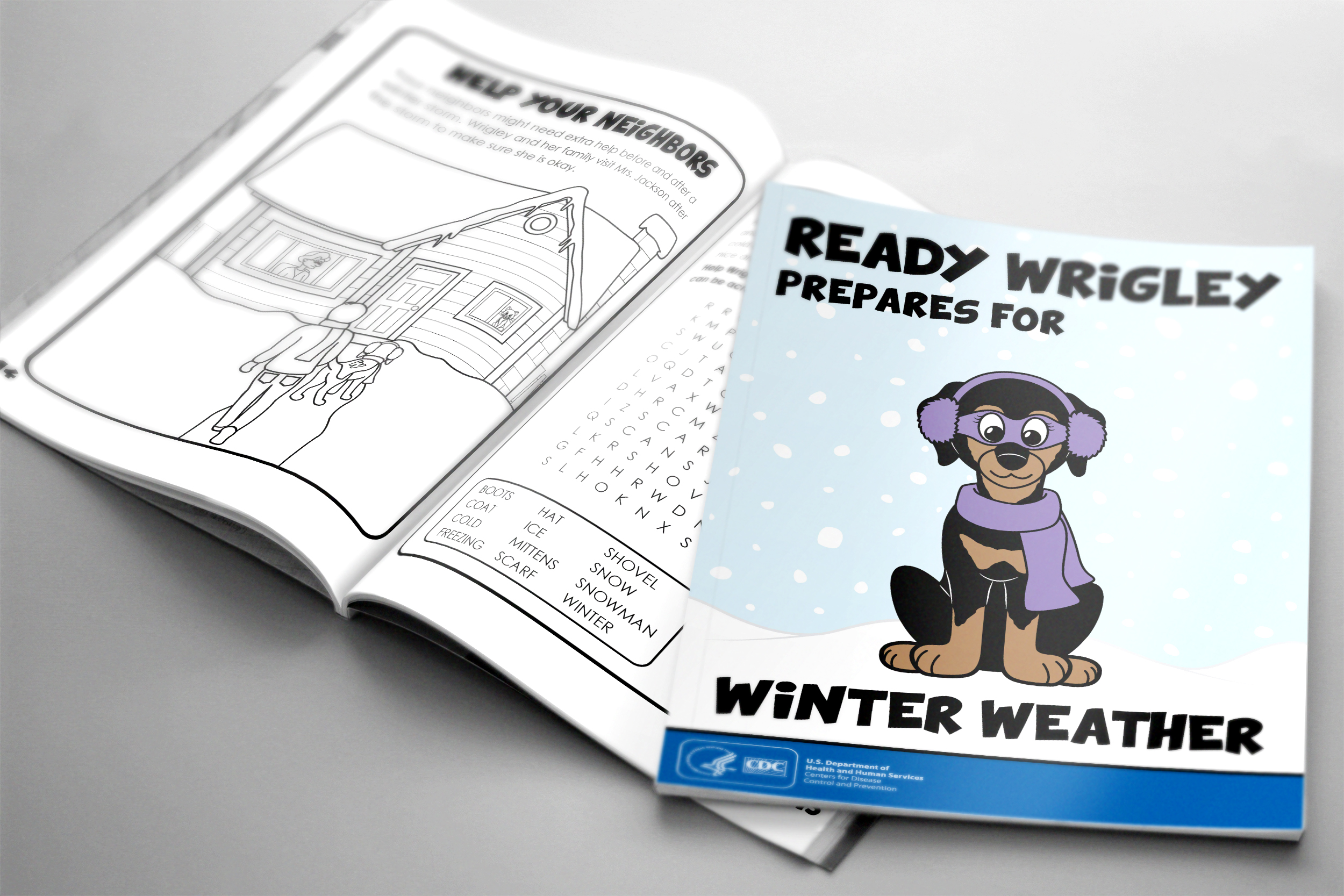 Ready Wrigley Prepares for Winter Weather